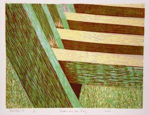 Tuinstoel I/ Garden-chair I
