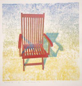 Tuinstoel II/ Garden-chair II