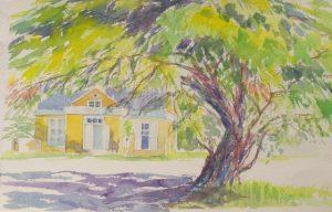 Liberts huis, Scharloo / Libert's house, Scharloo